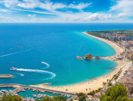 334-Blanes-Aerial-View