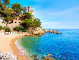 137-Lloret-de-Mar-Beach