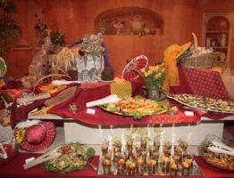 alpes buffets hotel lauzetane