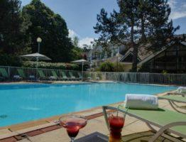 hardelot hotel piscine